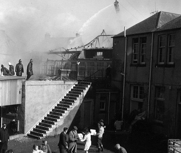 The Co-op fire of 1963 was a body blow to the organisation but it came back even stronger.