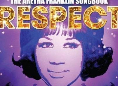 Tribute to Aretha.
