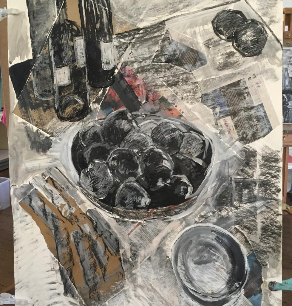 Mixed Media - 10 week Short Course