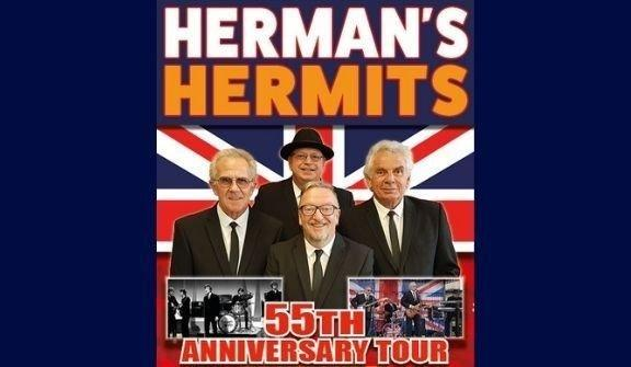 55th anniversary tour for the Hermits.