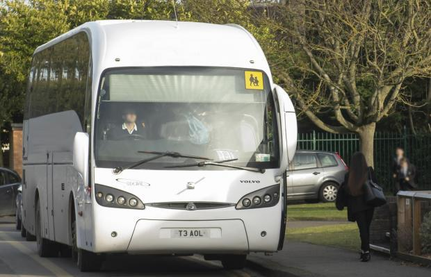 Central Fife Times: Pupils will not need to distance on school buses