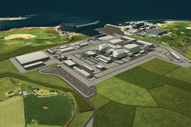 Wylfa power station plans