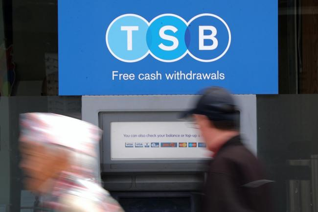 The TSB branch in Cowdenbeath is to close in April next year.