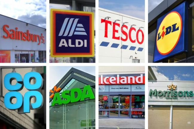 Which supermarket is actually the cheapest? All 7 major brands ranked on price. Picture: Newsquest