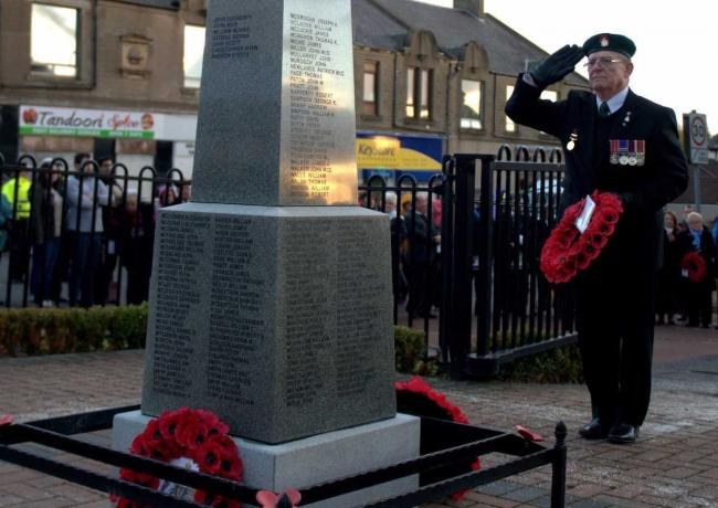 Wreaths will still be laid to remember those who have passed