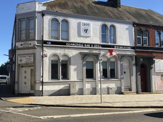 The pub will reopen when Fife returns to tier two