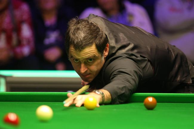 Ronnie O�Sullivan File Photo