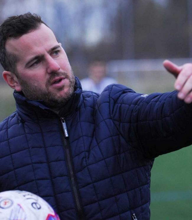 Lochore manager James Adam has his eyes on the top eight of Conference B.