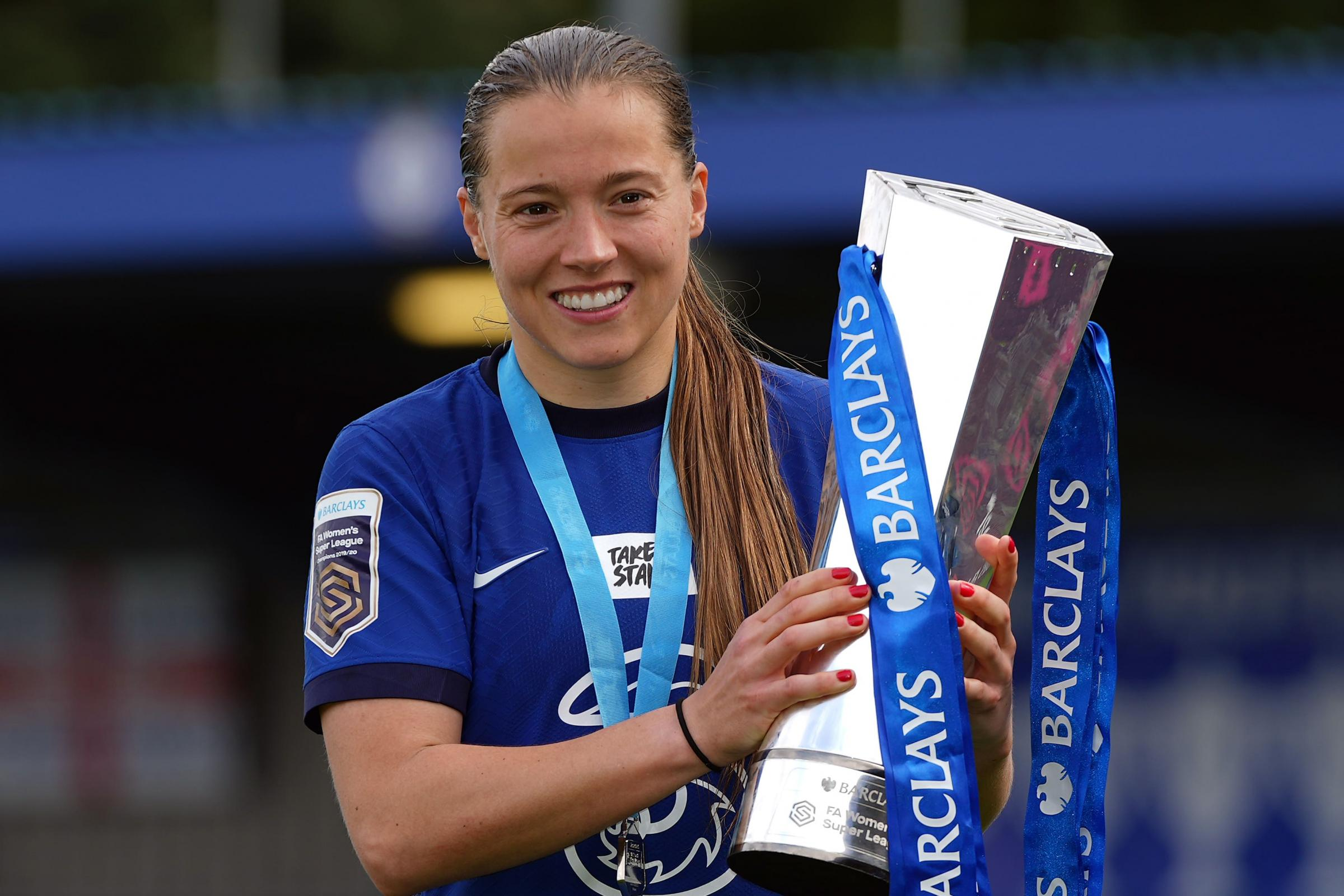 Chelsea forward Fran Kirby voted FWA Women's Footballer of the Year |  Central Fife Times