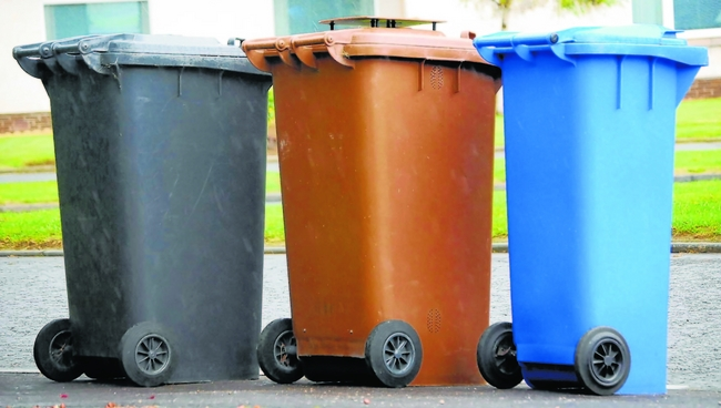 Cowdenbeath bin collections disrupted