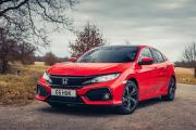 Honda Civic 1.0 VTEC Turbo EX Static