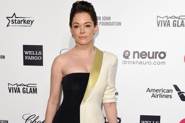 Rose Mcgowan Reacts To Harvey Weinstein S Indictment In New York Rape Case Central Fife Times