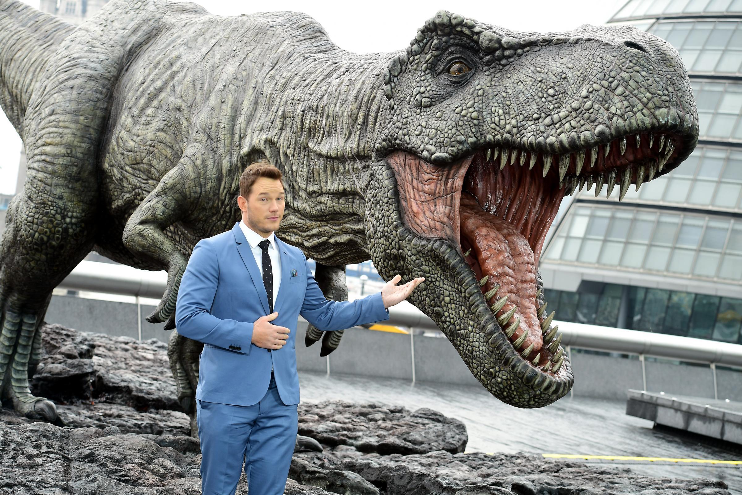 Jurassic World: Fallen Kingdom tops film download chart for second week