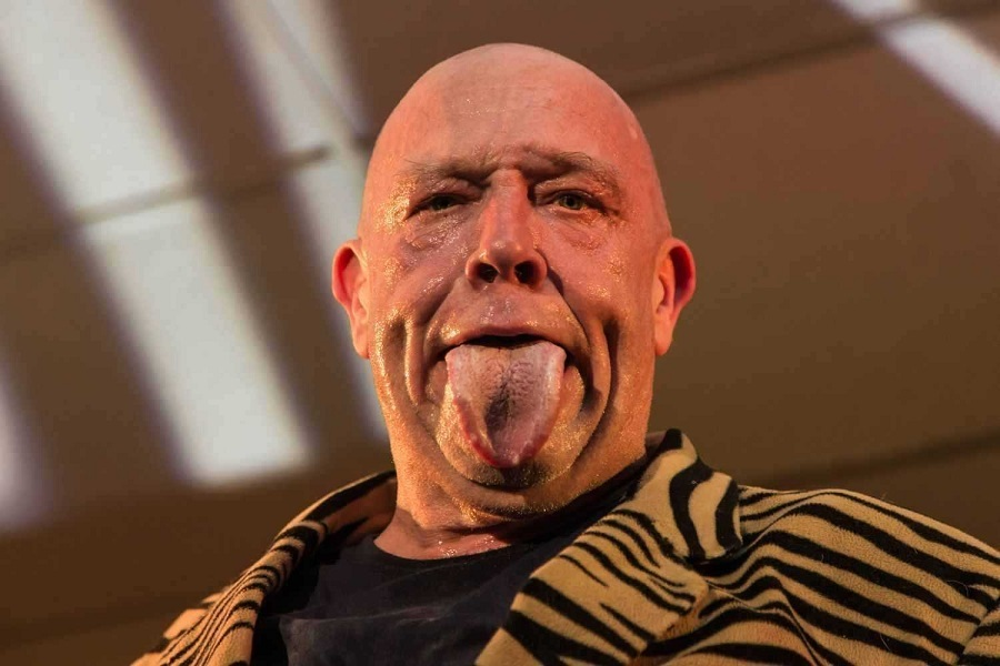 Buster Bloodvessel.