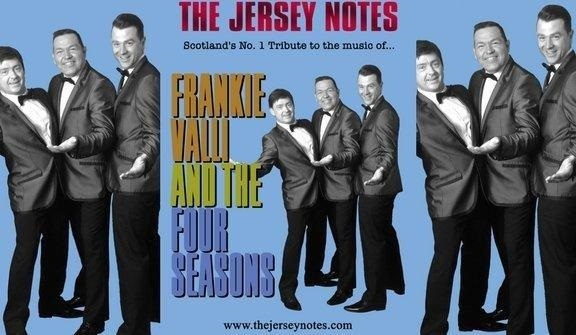 The Jersey Notes at the Rothes Halls.