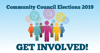 Fife Council is holding a community council election in Lochgelly this March.