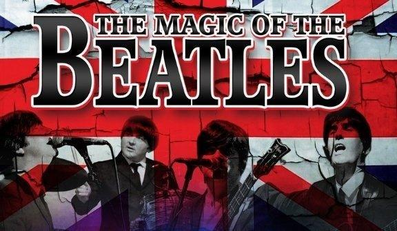 The Magic of the Beatles at Lochgelly Centre.
