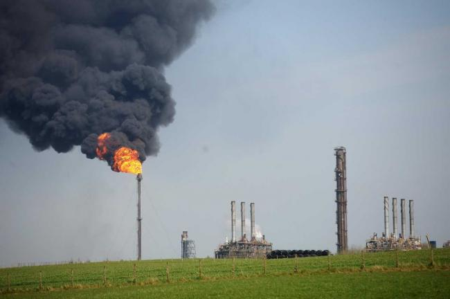 ExxonMobil announces £140 million of plant funding to reduce flaring