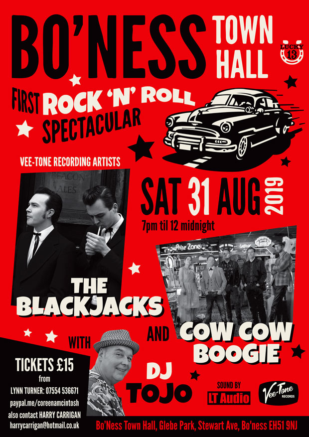 Bo'Ness Rock n Roll Spectacular