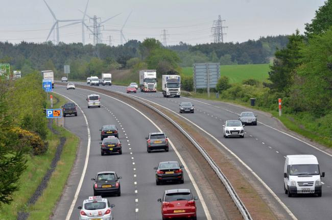 Roadworks on the A921 between Lochgelly and Cowdenbeath start on Friday.