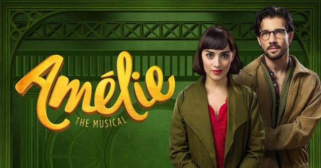 Win tickets to Amelie the Musical.