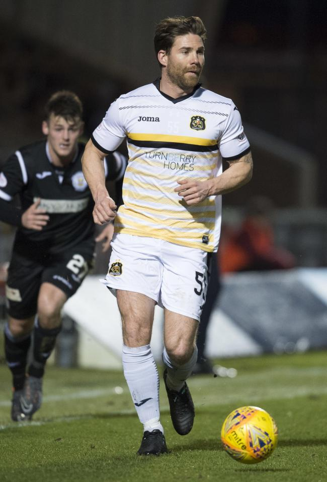 Craig Barr spent the past two seasons at Dumbarton and signed with Cowdenbeath on Tuesday.
