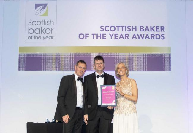 Bayne's the Family Bakers, of Lochore, took home prizes from the Scottish Baker of the Year awards.
